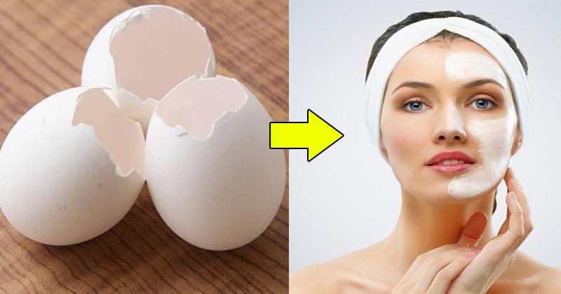 अंडे के छिलकों से पाएं बेदाग त्वचा, अंडे के छिलके भी हैं बड़े काम के