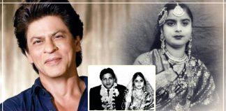 बेहद खूबसूरत थीं शाहरुख़ खान की मां, पूरे फिल्मी अंदाज में आया था 'किंग खान' के पिता पर दिल