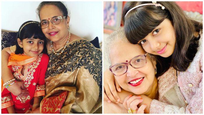 aishwarya rai mother