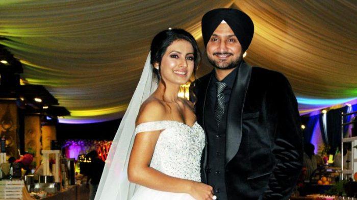 harbhajan singh wife