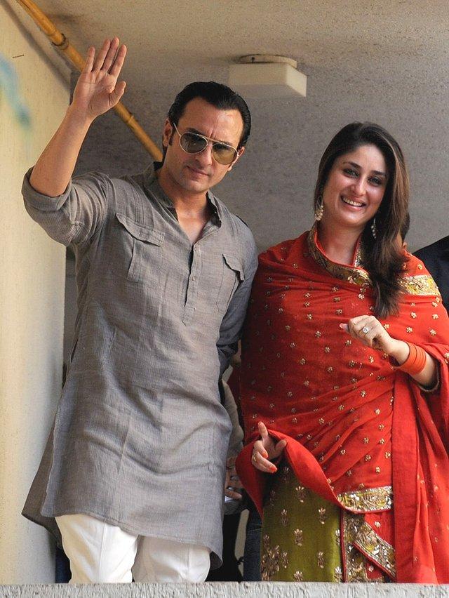 kareena and saif ali khan