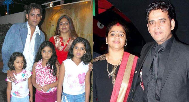 ravi kishan family