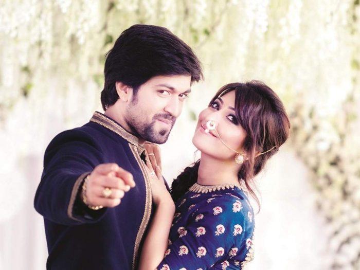 yash wife radhika pandit