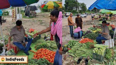 ias akhilesh mishra selling vegetables