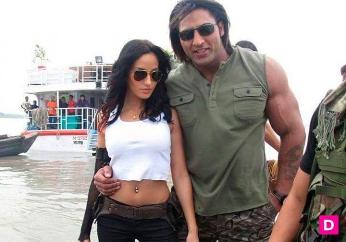 varinder ghuman and nora fatehi