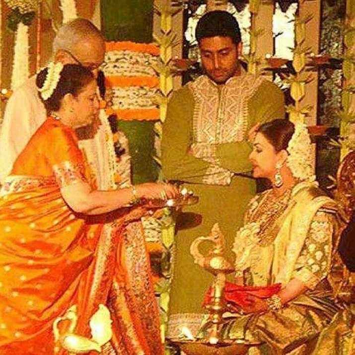 aishwarya rai baby shower function