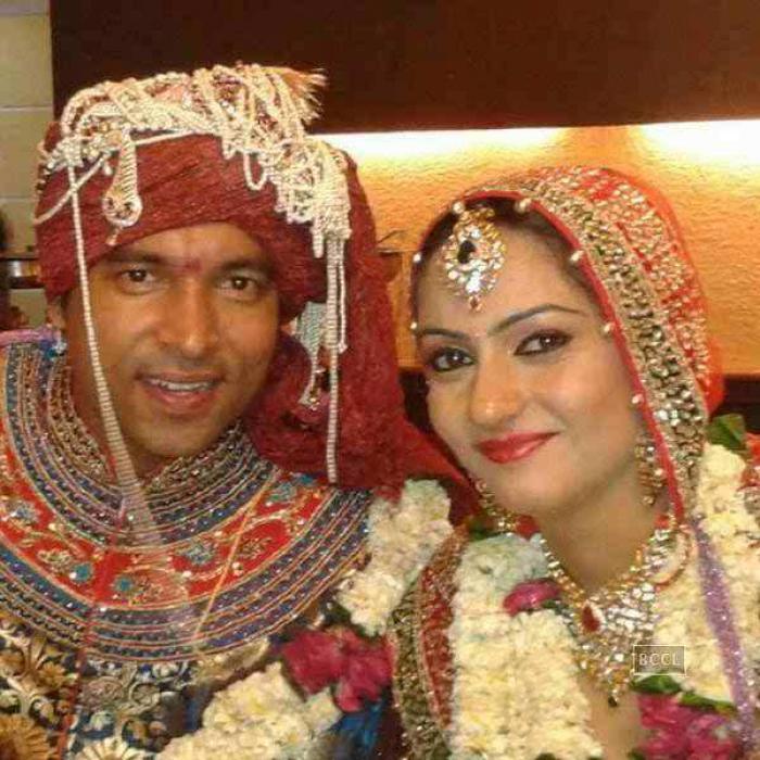 chandan prabhakar wife nandini khanna