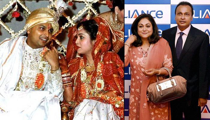 tina ambani after marriage