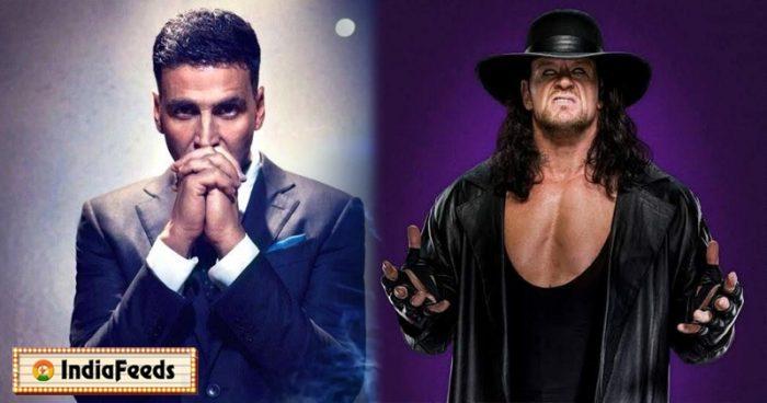 akshay kumar undertaker