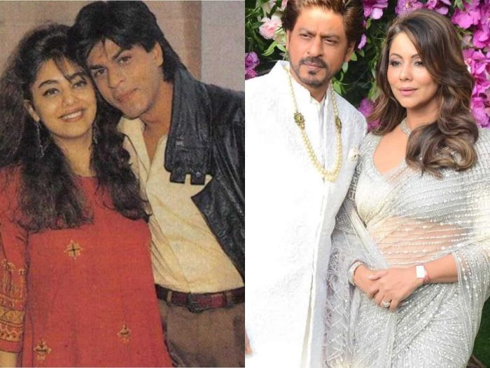 gouri and shahrukh khan